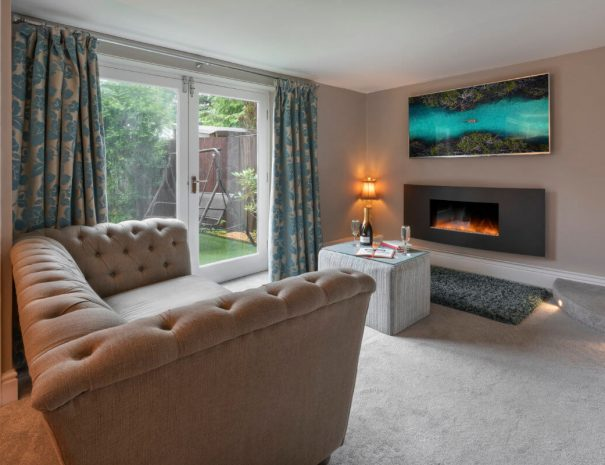 Parisian Suite Luxury Bed and Breakfast in Bowness on Windermere, Windermere Spa Suites with Hot Tub