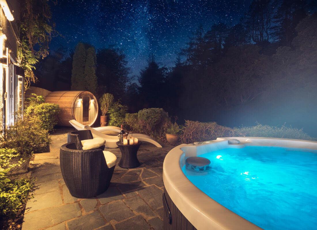 Our Spa Hotels in Windermere with Hot Tubs