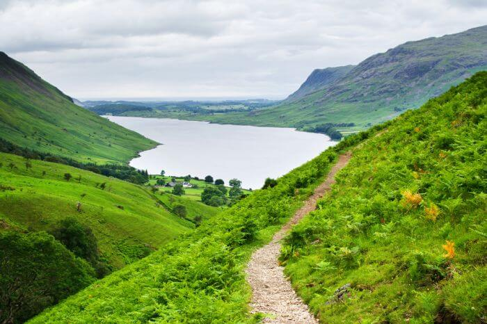 Visiting the Lake District in August