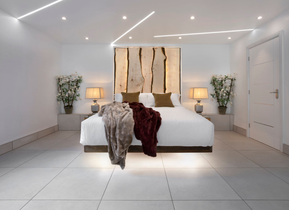 New Infinity Spa Suite in Windermere
