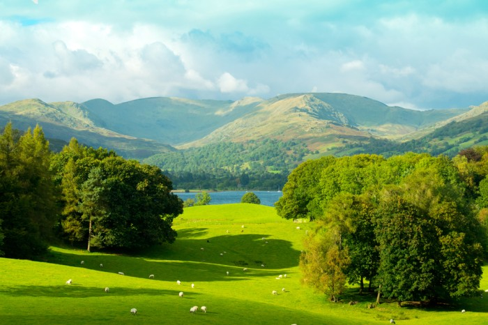 Summer in the Lake District, Summer in Windermere